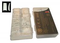 Типсы для наращивания ногтей Y.R.E белые 500 шт