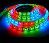 Лента светодиодная RGB 5050 влагозащита IP65
