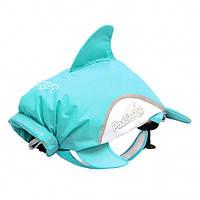 Рюкзак Trunki PaddlePak дельфин TRUA-0103