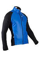 Куртка Sugoi Alpha Hybrid (женская) размер XL true blue/black