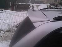 Спойлер (под покраску) BMW X-5 (E53)