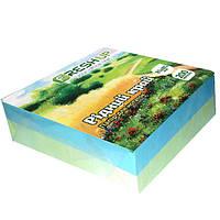 Блок бумаги для записей клеенный Рідний край, 85*85 мм, 200 листов, Fresh Up, FR-0550, 100714