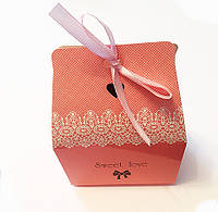 Коробочка Розовая Sweet