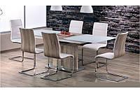 Стеклянный стол Halmar Donatello