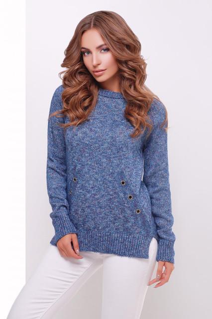 Вязание свитера женские