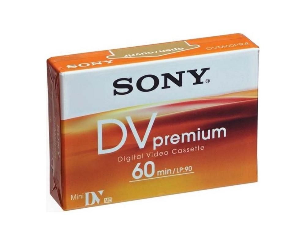Видеокассета Sony mdv 60