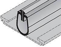 Нижнее уплотнение Hormann 3045652 для ворот гаражных секционных