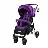 Коляска прогулочная BABYCARE Strada CRL-7305 Purple Magic