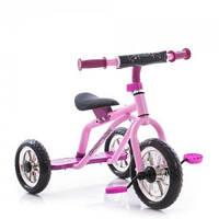 Трехколесный велосипед Profi Trike M 0688-2C Малиновый