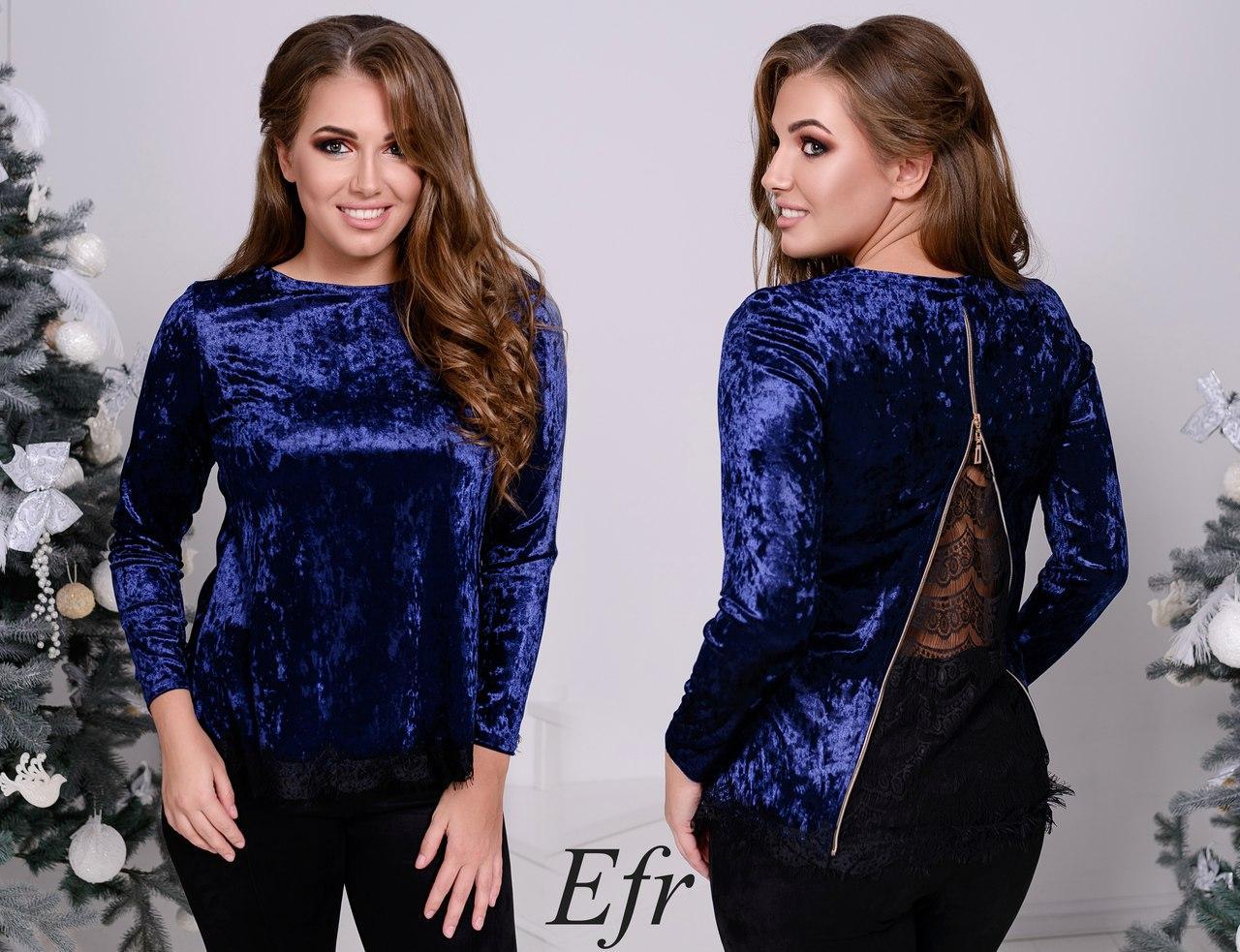 Женская модная кофта ФР7027(бат)