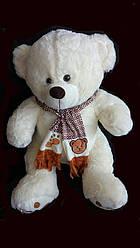 """Мягкая игрушка """"Медвежонок в шарфе"""" 85см"""