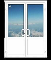 Металлопластиковые двери в Николаеве