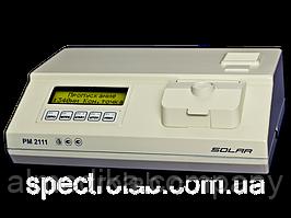 Фотометр РМ 2111 Биохимический полуавтоматический анализатор