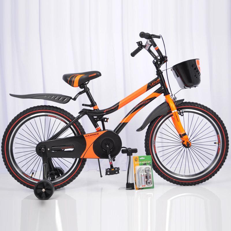 """Детский велосипед """"HAMMER-20"""" S500 +Насос+Рем.коплект"""