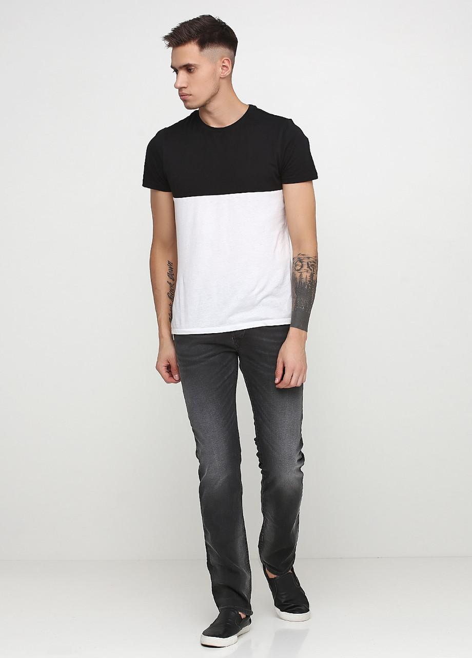 Джинсы мужские DIESEL цвет серый размер 28/32 арт 00C1XLR822R