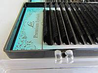 Ресницы черные Lex CС 0.07 отдельные длины