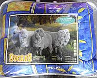 Одеяло 100% шерсть Верона Украина Теплое, Украина, Двуспальное
