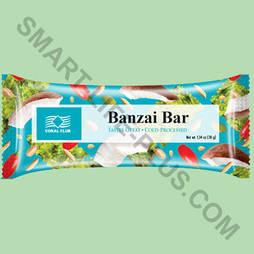 Батончик «Банзай Бар» (Banzai bar) - вкусный и полезный батончик для любителей японской кухни