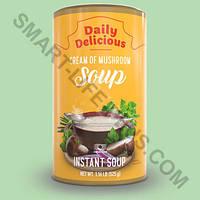 Дейли Делишес крем-суп с белыми грибами - современный и полезный крем суп (smart food)