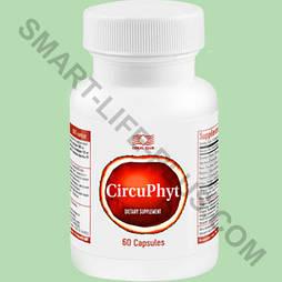 ЦиркуФит (CircuPhyt) - нормализует циркуляцию крови и лимфы, повышает качество крови,