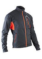 Куртка Sugoi Firewall 220  размер S gunmetal/tangerine