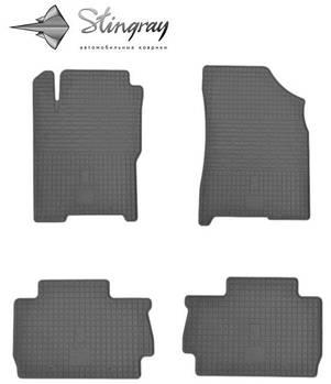 Автомобильные коврики ZAZ Forza 2011- / Chery A13 2008-  Комплект (Stingray)