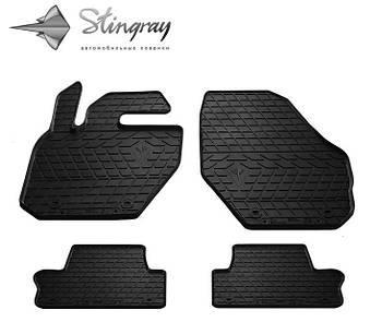 Автомобильные коврики Volvo XC60 2008-  Комплект (Stingray)