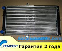 Радіатор водяного охолодження ВАЗ 2110 2111 2112 карбюратор (TEMPEST)