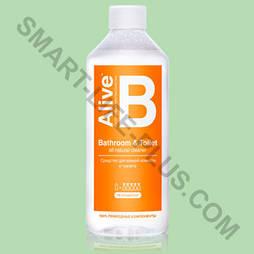 Alive B - органическое гипоаллергенное средство для уборки и мытья ванной комнаты