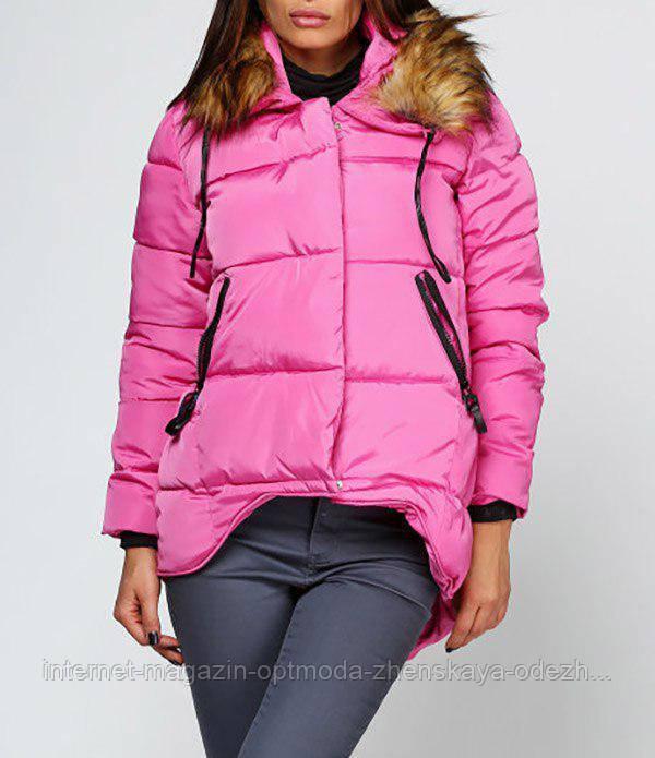 Женская модная куртка зимняя