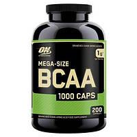 BCAA 1000 - 200caps - Optimum Nutrition