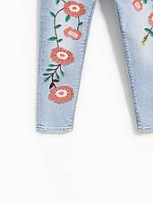 Джинсы детские Zara размер 13-14 на 164 см скини для девочек , фото 3