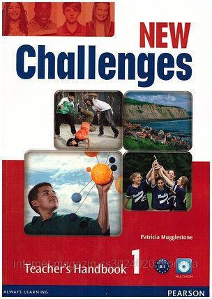 Challenges NEW 1 Teacher's Book + MultiROM ISBN: 9781408288900