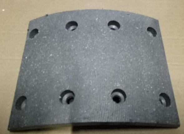 Накладка тормозная передняя FAW 3252 (ФАВ 3252) 3502407-02, фото 2