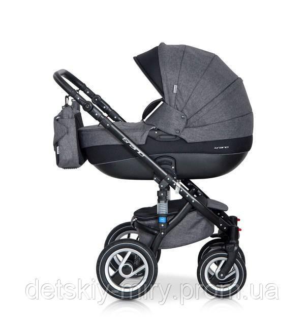 Детская универсальная коляска 2 в 1 Riko Brano - фото 3