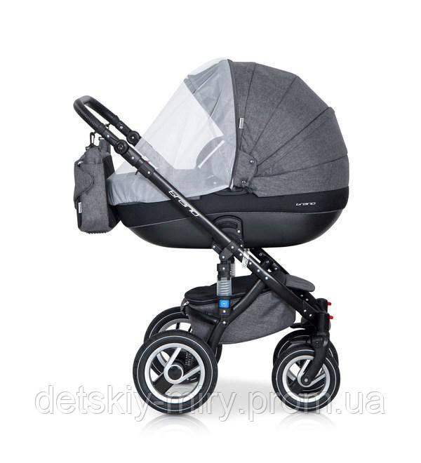 Детская универсальная коляска 2 в 1 Riko Brano - фото 5