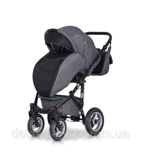 Детская универсальная коляска 2 в 1 Riko Brano - фото 6