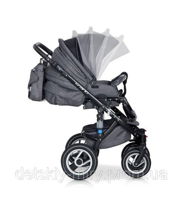 Детская универсальная коляска 2 в 1 Riko Brano - фото 7