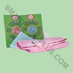 В набор чистиков входят оптический, универсальный, махровый чистик скраббер.