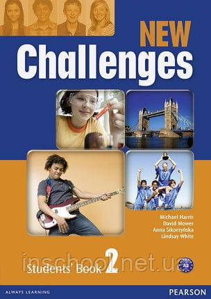 Challenges NEW 2 Students' Book ISBN: 9781408258378, фото 2