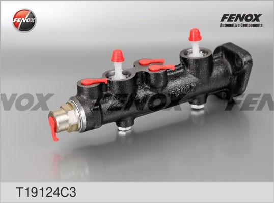 Цилиндр тормозной главный Таврия 1102-1105 без вакуума Fenox