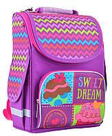 554466 Рюкзак каркасный Smart PG-11 Sweet dream 554466