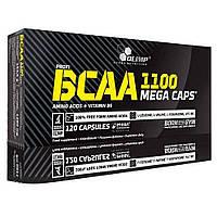 BCAA Mega Caps 1100mg 120caps, Olimp Nutrition