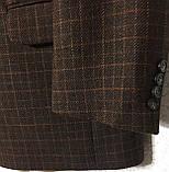 Пиджак твидовый Burton & Grant (56), фото 9