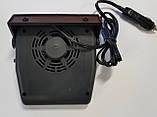Тепловентилятор на підкладці 12V, 150W, з темпер. захистом , фото 3