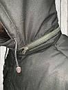 Жилетка - безрукавка утеплённая  OLIVE, фото 6