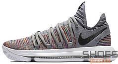 Баскетбольные кроссовки Nike KD 10 Multicolor / Black-Cool Grey-White