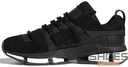 Мужские кроссовки Adidas Twinstrike ADV Stretch Leather Black B28015, Адидас Твинстрайк АДВ Стретч, фото 2