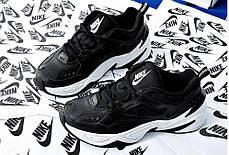 Мужские кроссовки Nike M2K Tekno Black Obsidian AO3108-003, Найк М2К Текно, фото 3