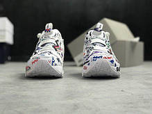 Женские кроссовки Reebok Instapump Fury Vetements Doodle BS7031, Рибок Инстапамп, фото 3